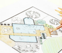 swimming pool contractor cypress new pool design drawing